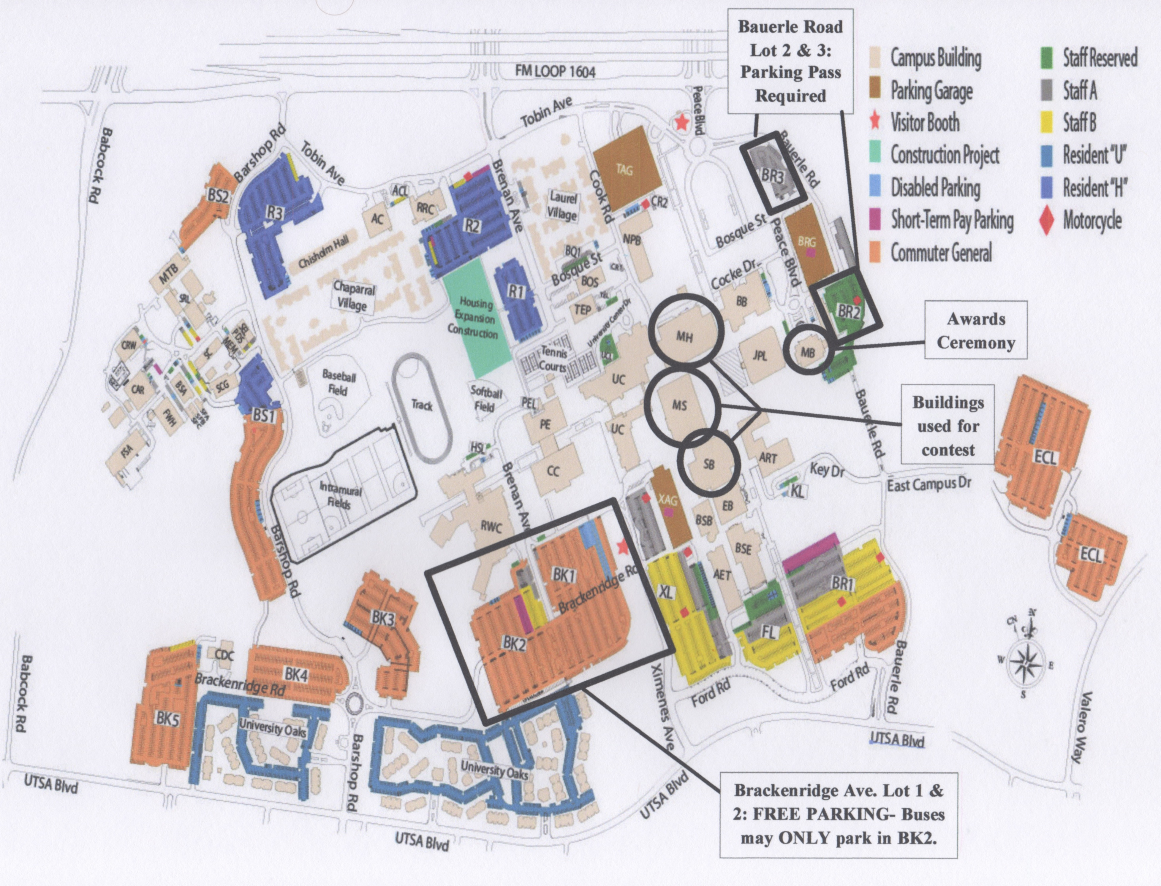 Utsa Building Map My Home And Yours